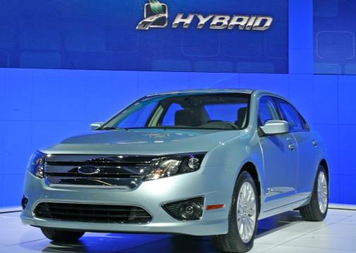 Ford will bring American best hybrid fuel economy