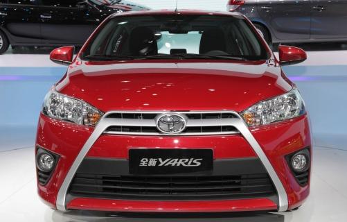 Toyota Yaris most popular hybrid cars