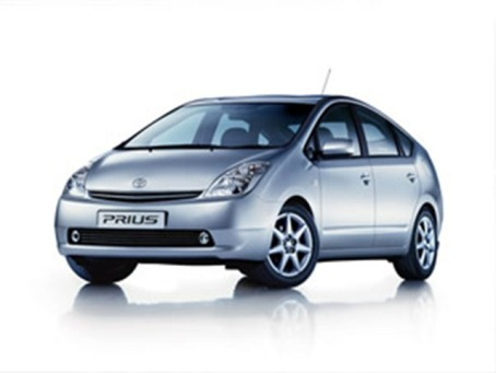 History of the hybrid car