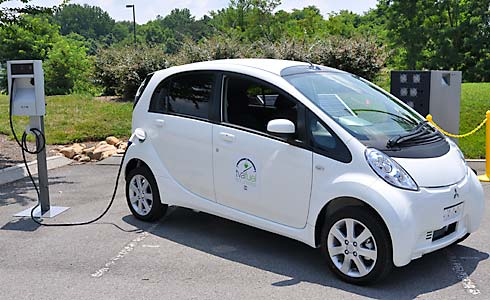 Economic benefits of driving an electric car