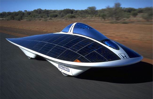 Solar cars leave behind their limitations