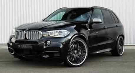 BMW X5 – Model Overview