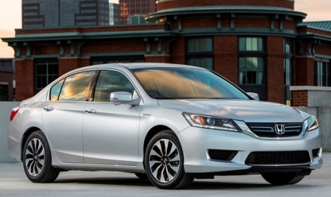 Honda Accord Hybrid Sedan