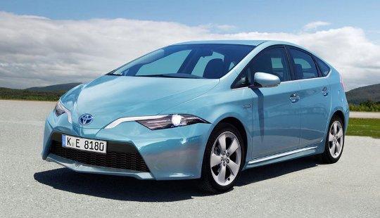 Toyota Hybrids Make Impression at Frankfurt Motor Show