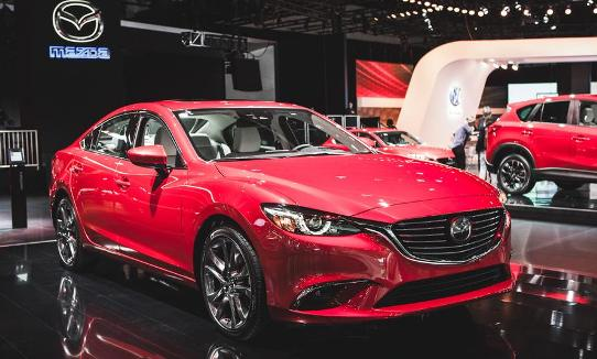 Mazda 6 information anywhere online