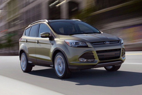 Ford Escape Hybrid SUV