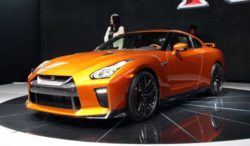 New Nissan GT-R 2017 even more GT-R