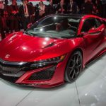 Honda NSX 2016 to change history