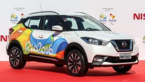 Nissan leaf transports winners RIO 2016
